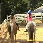 Renita Jones Cameron horse moms photo of the week
