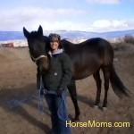AmAsie Willison Love my horse Nannas ♥